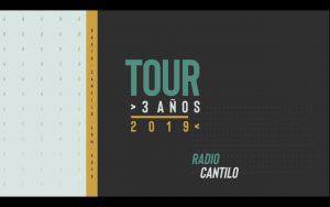 Radio Cantilo Tour 3 Años
