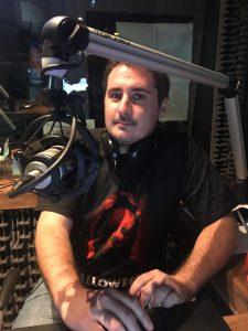 """Hernán Moyano: """"La radio es un lugar de disfrute total"""""""