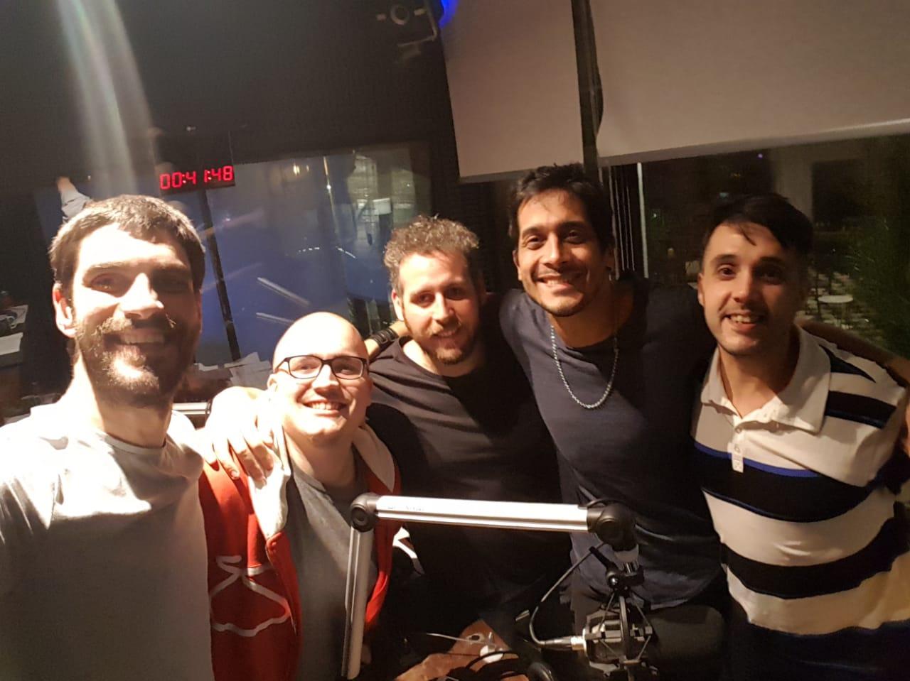 Lucas del Valle, un DJ todoterreno - Radio Cantilo