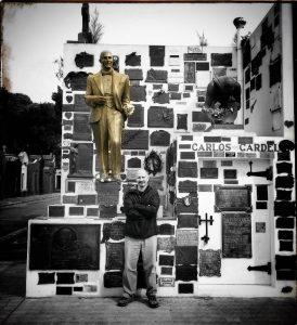 Divina Tanguedia: especial Carlos Gardel