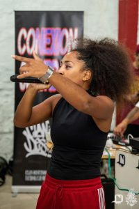 """Viki Style: """"El rap y el hip hop van tomados de la mano con la militancia"""""""