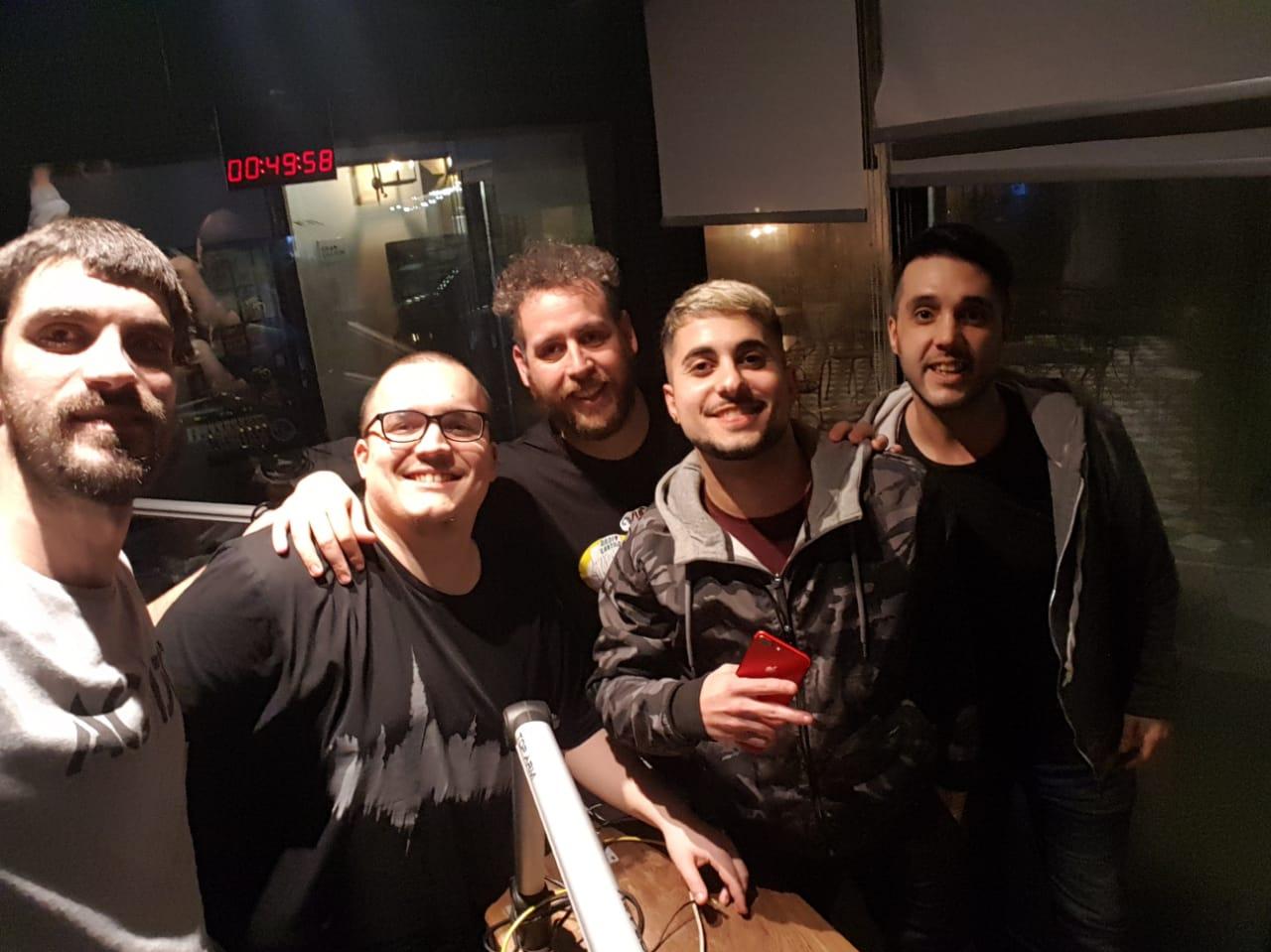 Solidaridad y música electrónica - Radio Cantilo