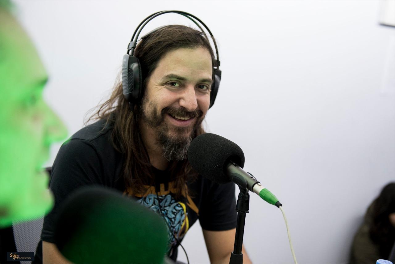 """Gallo Bluguermann: """"Nunca hay que subestimar el poder que tiene la radio"""" - Radio Cantilo"""