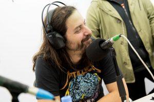 """Gallo Bluguermann: """"Nunca hay que subestimar el poder que tiene la radio"""""""