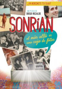 """Se viene """"Sonrian"""", la nueva película de Diego Recalde"""