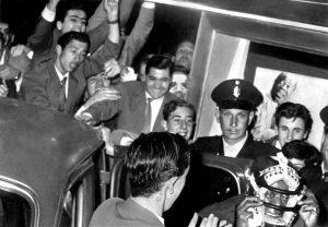 Louis Armstrong y su visita a la Argentina