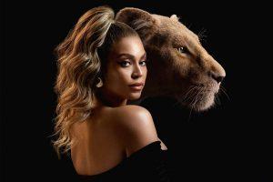"""Beyoncé mostró un adelanto de la banda sonora de """"El Rey León"""""""