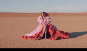 Beyoncé estrenó Spirit y ya podemos escuchar la banda sonora de El Rey León