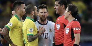 Adiós el sueño americano: Argentina quedó afuera de la Copa América