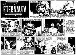 """Jueves de historias: Especial """"El Eternauta"""""""