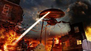 Mirá las primeras imágenes de La Guerra de los Mundos