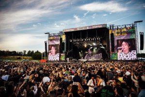 Lollapalooza llegó a Estocolmo