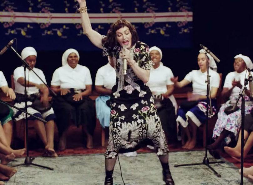"""Las canciones y las cosas: """"Batuka"""" de Madonna - Radio Cantilo"""
