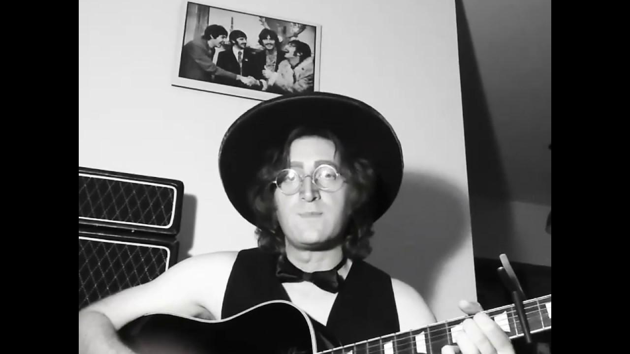 Enterate cómo es la vida del John Lennon argentino que triunfa en Liverpool - Radio Cantilo