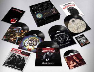 """Atención fanáticos de Motörhead: Se vienen reediciones de lujo de """"Overkill"""" y """"Bomber"""""""