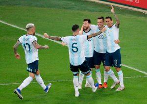 Argentina va por el bronce continental