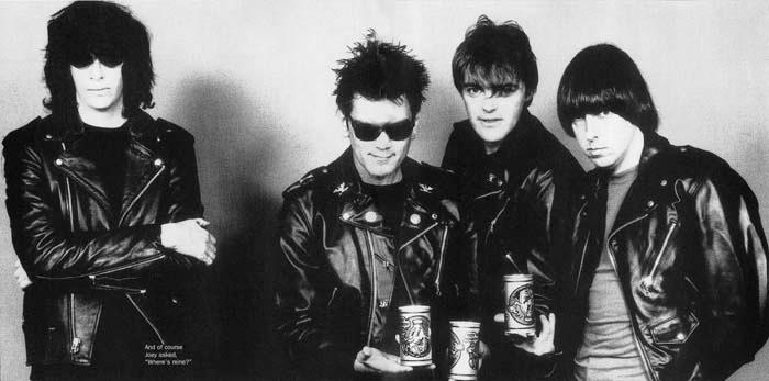 "Richie Ramone: ""Fui mejor baterista que Marky Ramone"" - Radio Cantilo"