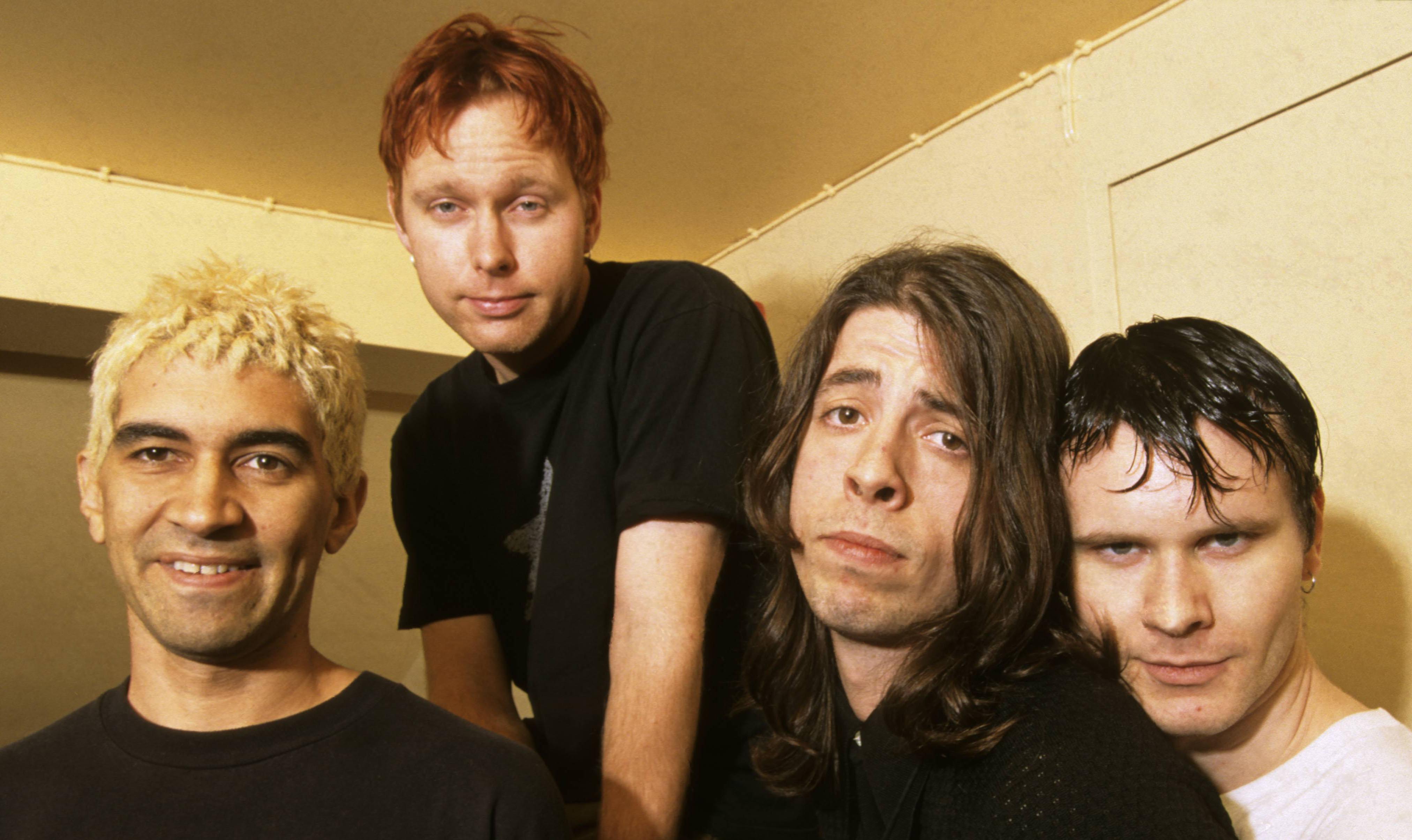 A 24 años del álbum debut de Foo Fighters - Radio Cantilo