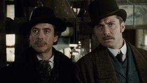 Vuelven Sherlock y Watson