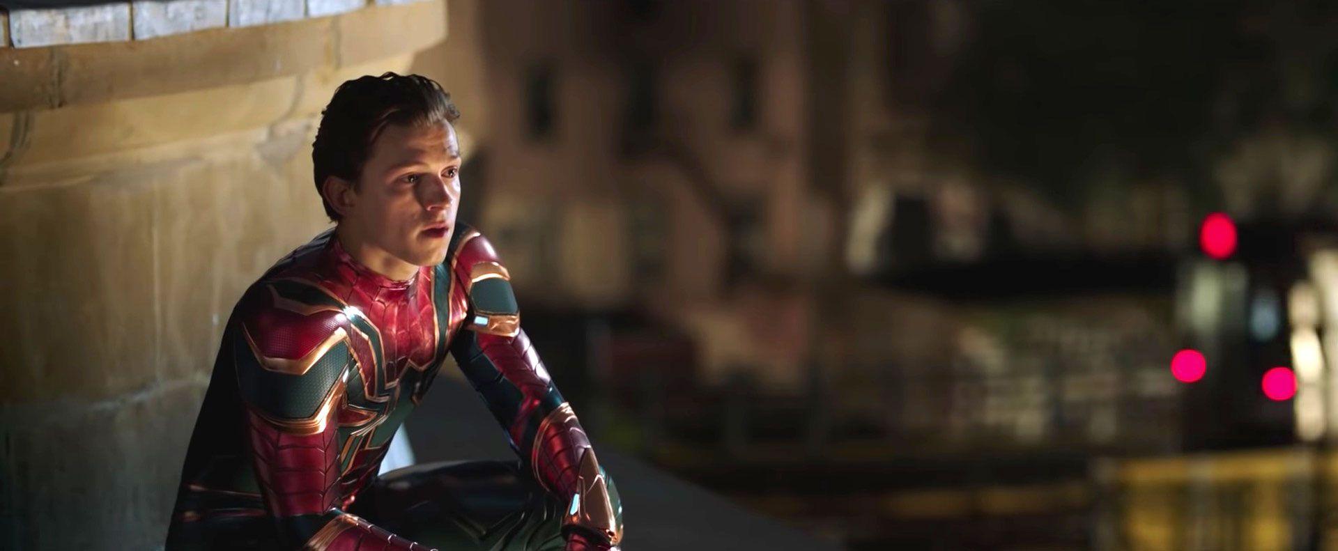 Spider-Man: hay vida después de Iron Man - Radio Cantilo