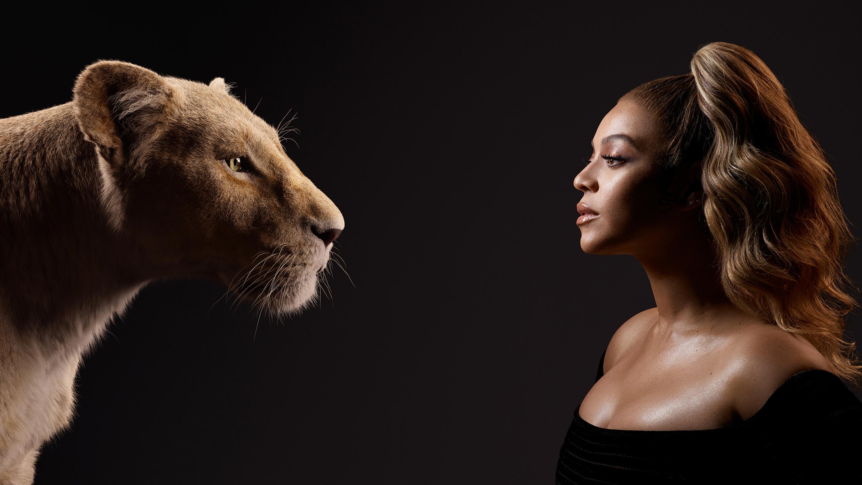 """Beyoncé mostró un adelanto de la banda sonora de """"El Rey León"""" - Radio Cantilo"""