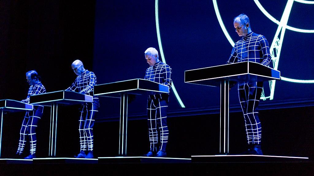 Kraftwerk: veinte años de demanda por dos segundos de música - Radio Cantilo