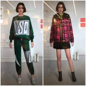 España estrena probadores virtuales, el futuro de la vestimenta que pronto podría llegar a la Argentina