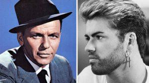 La carta que Fran Sinatra le escribió a George Michael