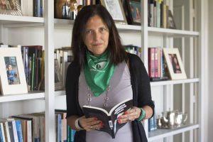 """Claudia Piñeiro: """"La escritura es un acto político"""""""