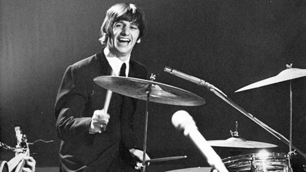 Cuando Ringo Starr llegó a The Beatles - Radio Cantilo