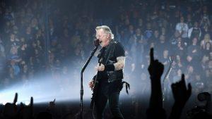 Ya están a la venta las entradas para el show de Metallica