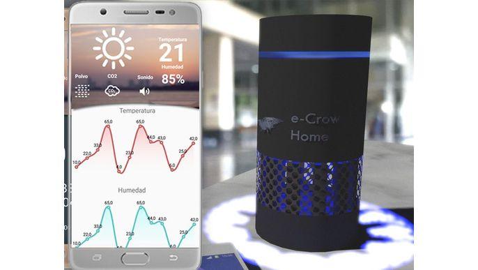Controlá la pureza en los ambientes de tu hogar con esta App - Radio Cantilo