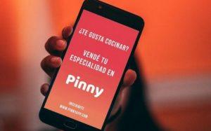 Conocé Pinny, la App para pedir comidas caseras