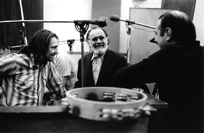 """""""El consultorio del Doctor B"""": Jerry Wexler y su rol clave para el sonido estadounidense - Radio Cantilo"""