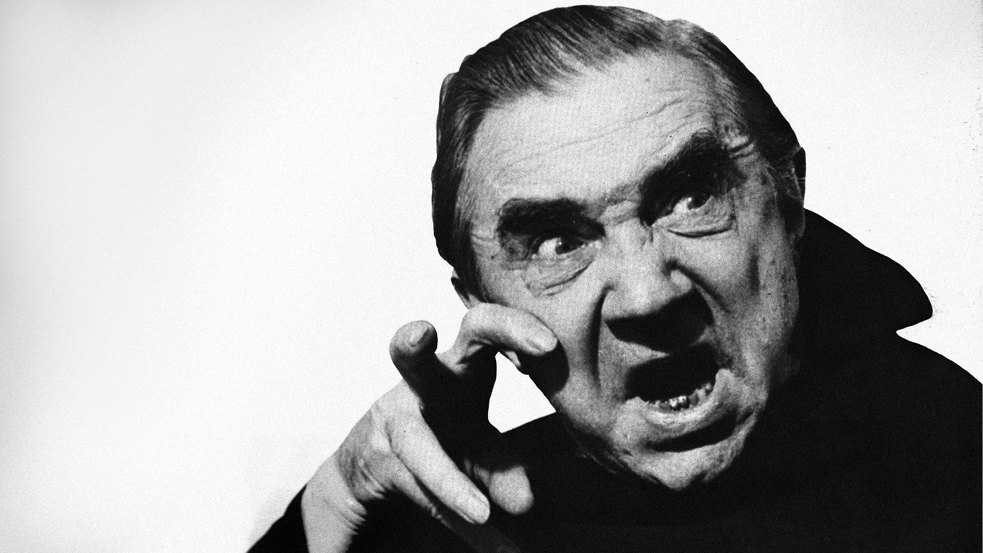 El adiós a Bela Lugosi - Radio Cantilo