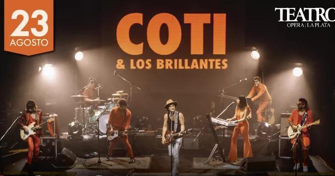 El nuevo viaje musical de Coti - Radio Cantilo