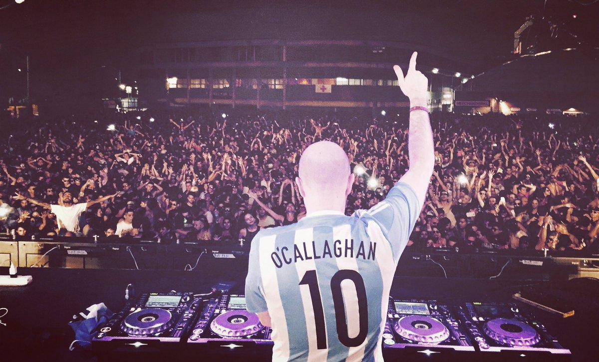 John O'Callaghan: todas las caras de un DJ - Radio Cantilo