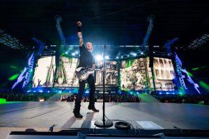 ¡Fecha confirmada! Metallica regresa a la Argentina el 18 de abril de 2020