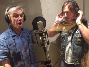 Nico Landa, el argentino que grabó con David Byrne
