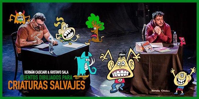 ¡Gustavo Sala y Hernan Casciari te invitan a festejar el Día del Niño! - Radio Cantilo