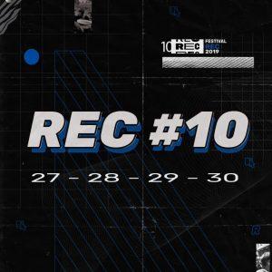 Comenzó la 10° edición del Festival REC