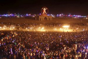 Música electrónica en el desierto: ¿conocés la Burning Man?