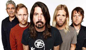 ¡Ahora podés armar los setlist de Foo Fighters!