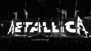 ¡Carajo se suma al show de Metallica!