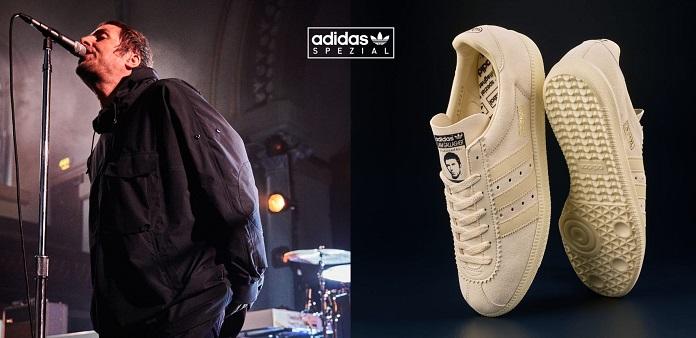Liam Gallagher y Adidas se unieron para lanzar una zapatilla con su cara - Radio Cantilo