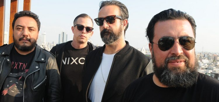 """Paco Ayala: """"Molotov está en constante movimiento y nos alimentamos de eso para seguir creando"""" - Radio Cantilo"""
