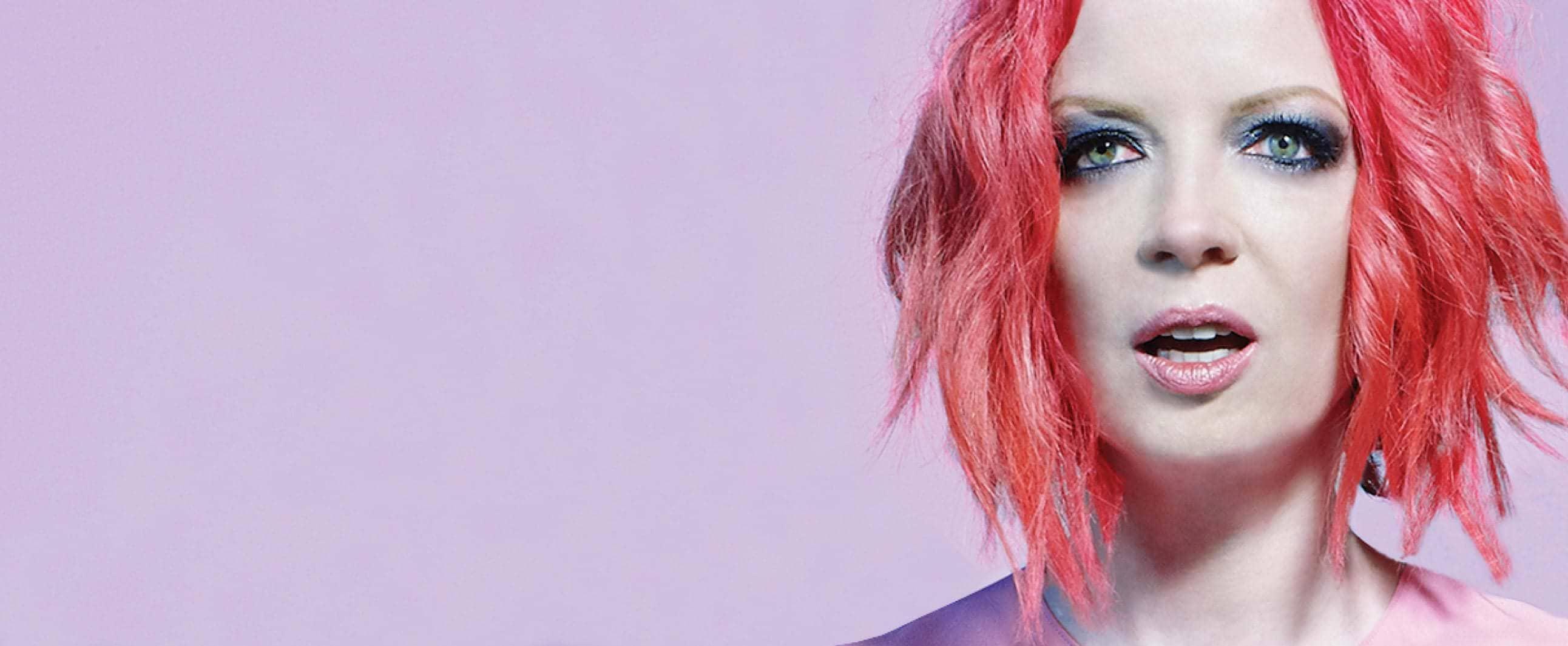 ¡Feliz cumple, Shirley Manson! - Radio Cantilo
