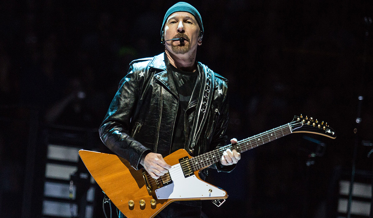 ¡Felices 58, The Edge! - Radio Cantilo