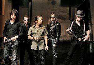 Eduardo Martínez, el argentino que lidera una banda de rock finlandesa