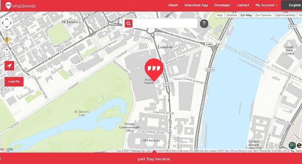 What3Words, una nueva manera de pensar la ubicación - Radio Cantilo